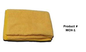 Picture of Yellow Microfiber Chamois