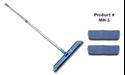 Picture of Aluminum Extension Microfiber Mop Handle